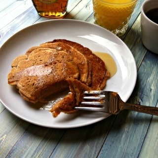 Sweet Cinnamon Potato Panckes