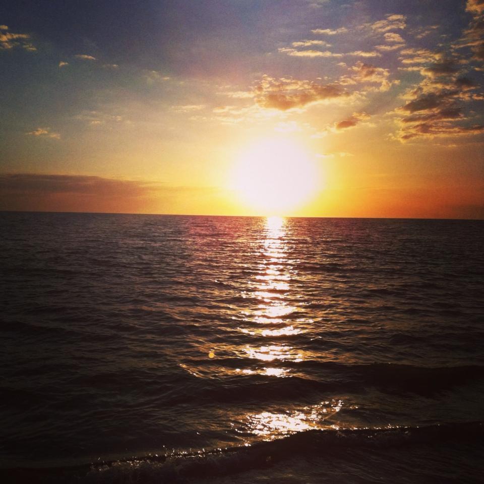 Sunset in FL