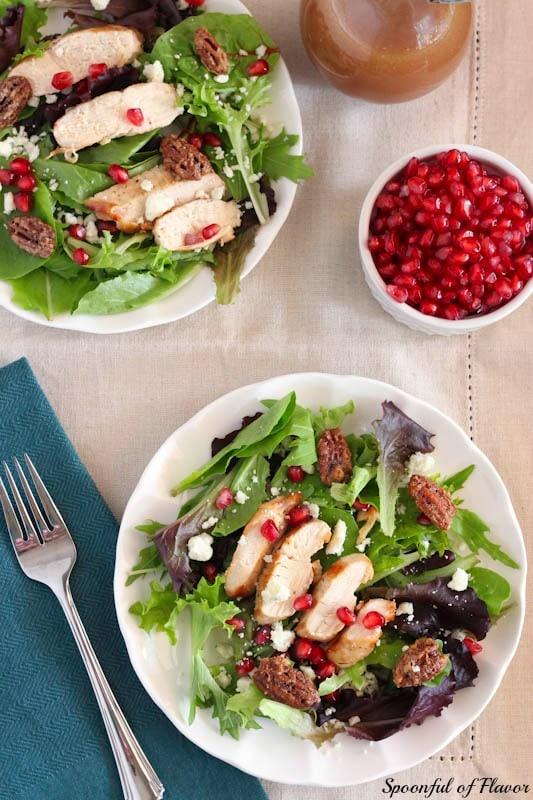 Grilled-Chicken-Salad