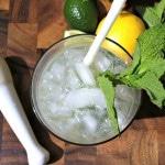 Lemon Lime Vodka Cooler