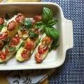 Baked Zucchini Boats