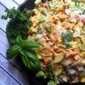 Garden Pasta Skillet