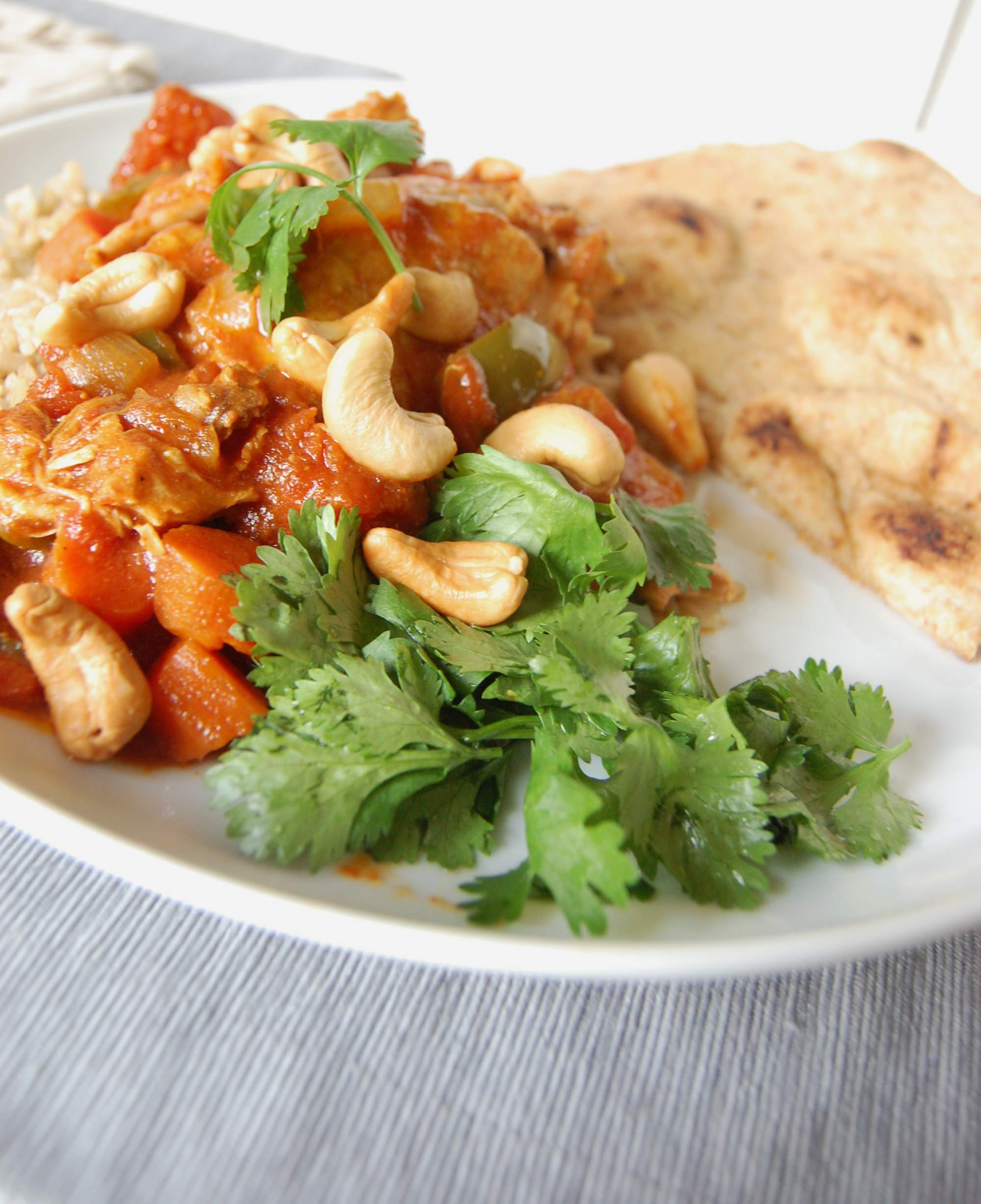 Slow Cooker Coconut Curry Chicken - slow cooker recipe