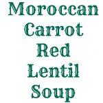 Instant Pot Lentil Soup Collage 1