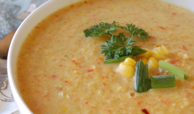 Vegetable Corn Chowder