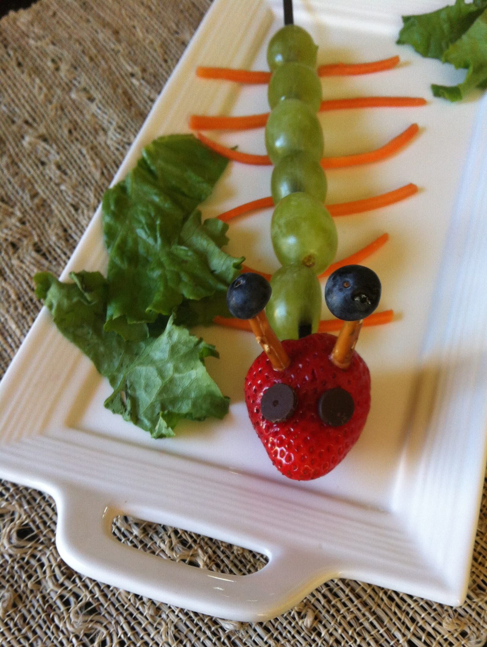Fruit Catepillar
