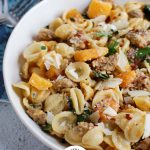 Butternut Squash Pasta with Logo 1