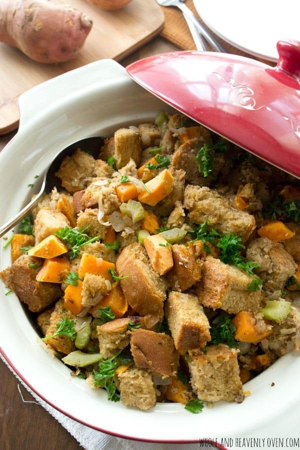 Crockpot-Sweet-Potato-Stuffing3