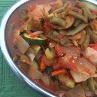 Lebanese Vegetables