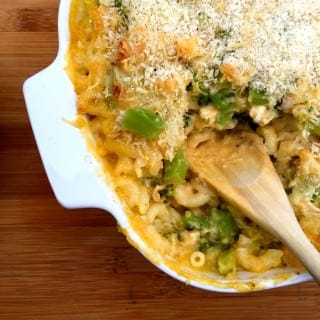 Chicken Broccoli Mac and Cheese