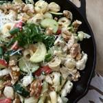 30 Minute Chicken Tortellini Skillet