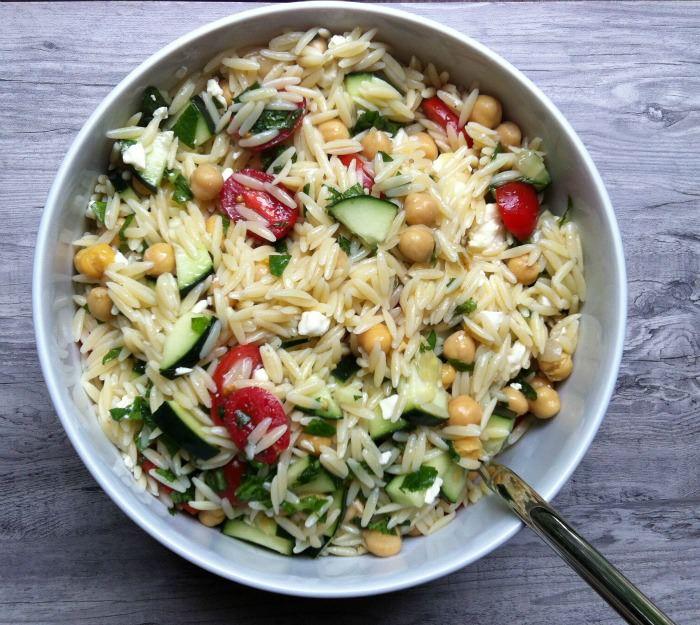 Orzo-Pasta-Salad