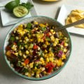Sweet Corn Black Bean Salad 12