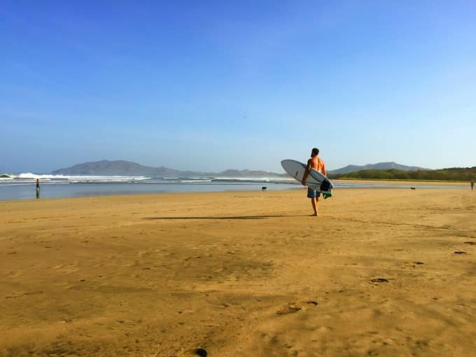 Tamarindo Beach CR