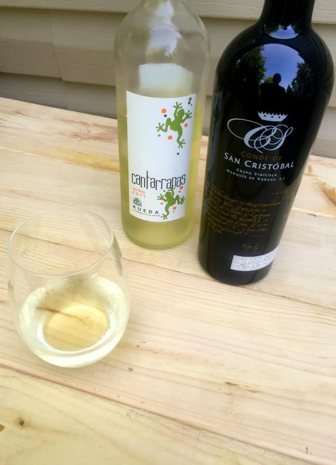 Ribera Del Duero y Rueda Spanish Wines