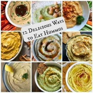12 Delicious Ways to Eat Hummus