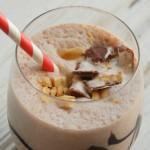 Snickers Ice Cream Milkshake