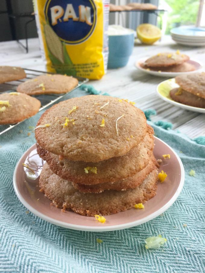 6 Lemon Cornmreal Cookies 4 (1 of 1)