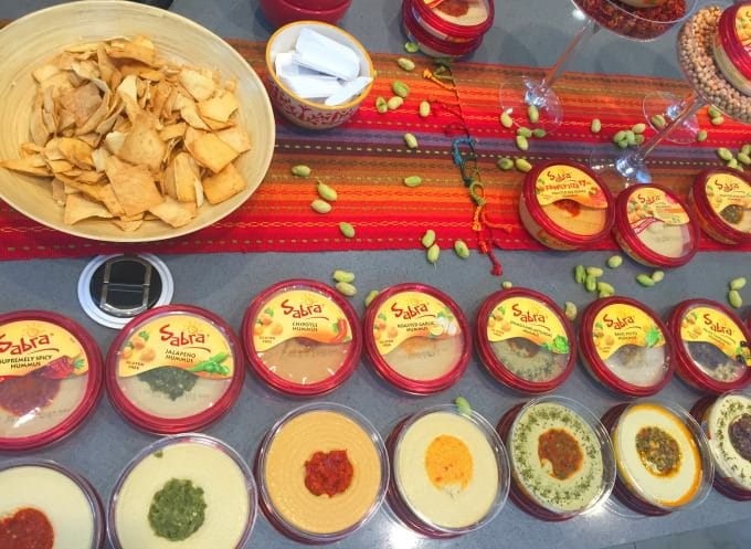 Sabra Hummus Tour