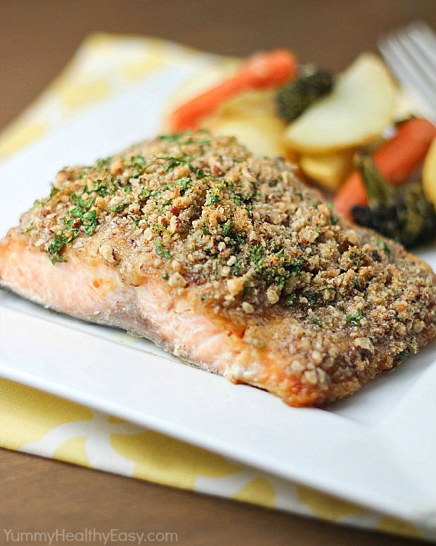 Pecan-Crusted-Honey-Mustard-Salmon-7