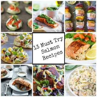 13 Must Try Salmon Recipes