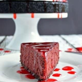 Bloody Good Cheesecake