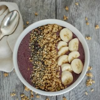 Superfood Smoothie Bowl