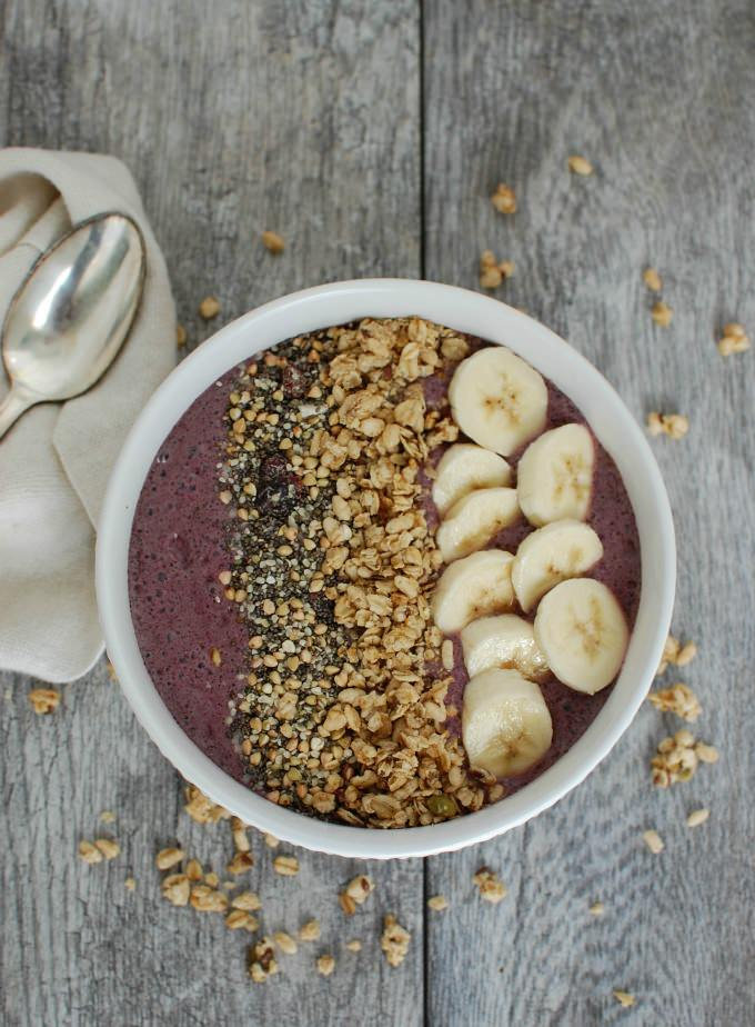 Superfood Smoothie Bowl - yum
