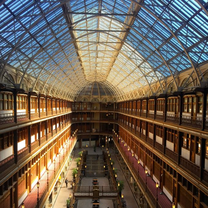 The Arcade Cleveland