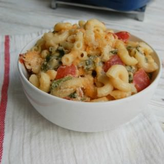 Italian Style Macaroni and Cheese