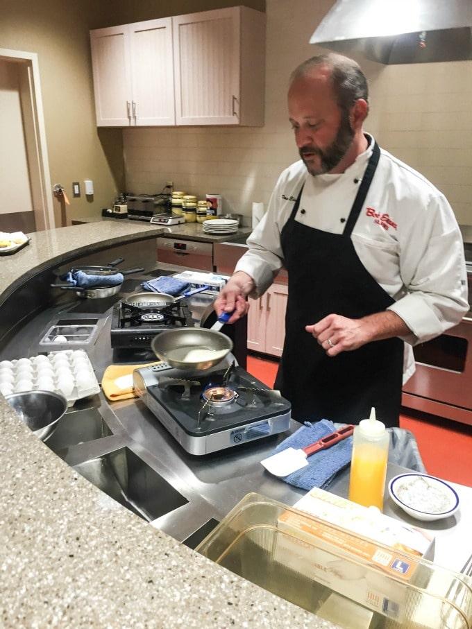 Bob Evan's Chef