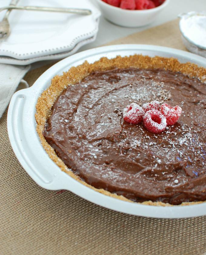 Driscoll's Raspberry Pie