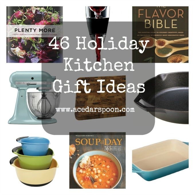 46 Holiday Kitchen Gift Ideas A Cedar Spoon