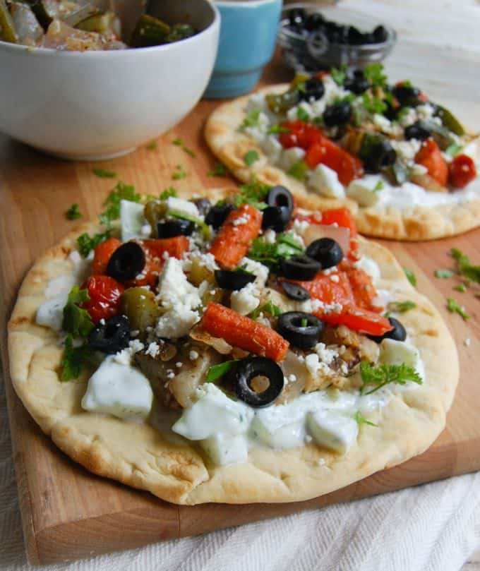 2-Mediterranean-Roasted-Vegetable-Gyro-with-Cucumber-Yogurt-Sauce-