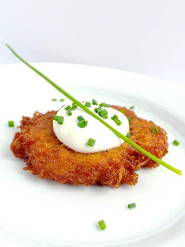 Potato-Latkes-with-Creamy-Horseradish-Sauce-The-Lemon-Bowl