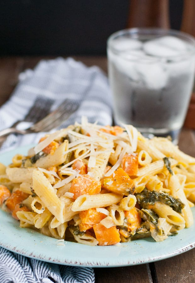 one-pot-sweet-potato-leek-pasta-4