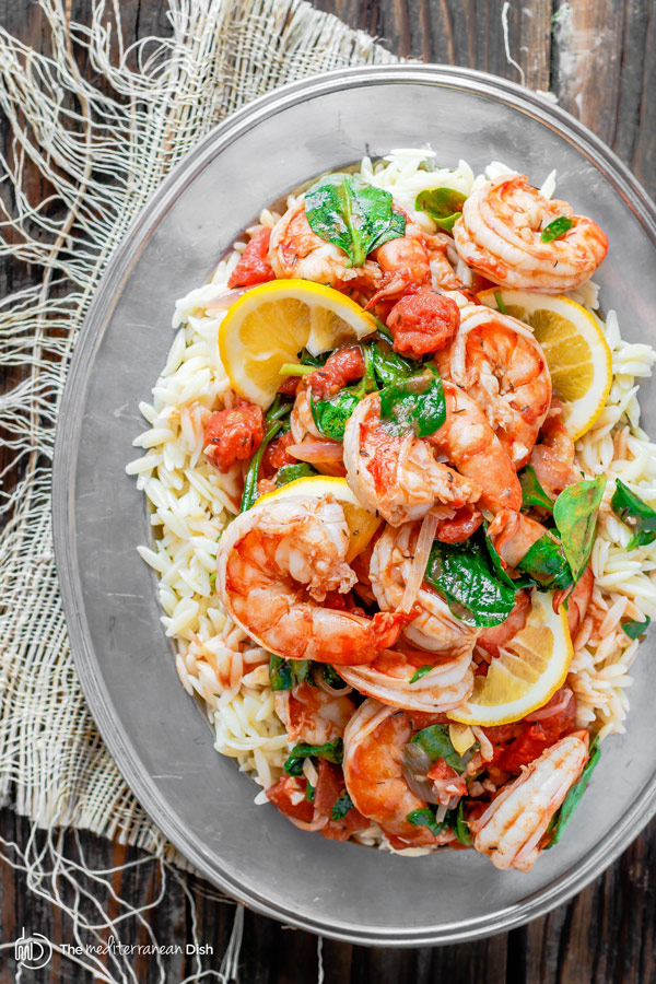 Garlic-Tomato-Shrimp-Orzo-Pasta-5
