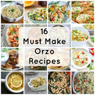 16 Must Make Orzo Recipes