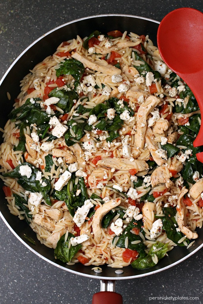 chicken-spinach-orzo-skillet1