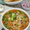 Slow Cooker White Chicken Chili - best soup for winter