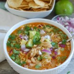 Slow Cooker White Chicken Chili - comforting