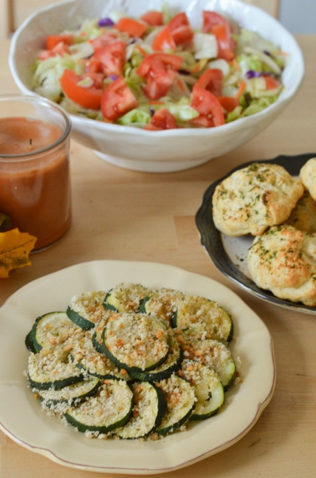 Panko-and-Parmesan-Crusted-Baked-Zucchini-and-bathroom-cleaning-tips-for-your-HappyThanksGathering-4-640x966