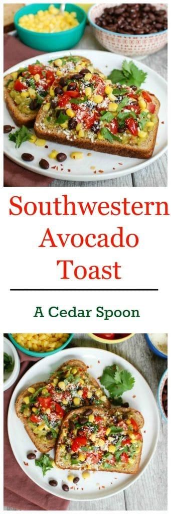Southwestern Avocado Toast Image 14