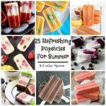 25 Refreshing Popsicles for Summer