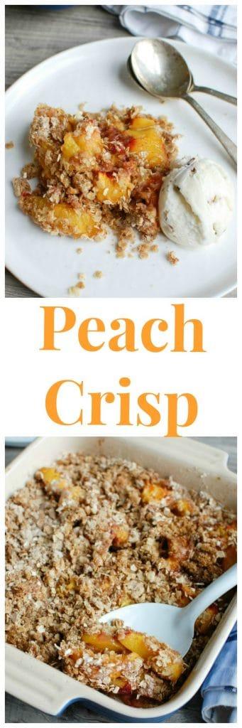 Peach Crisp Image 11