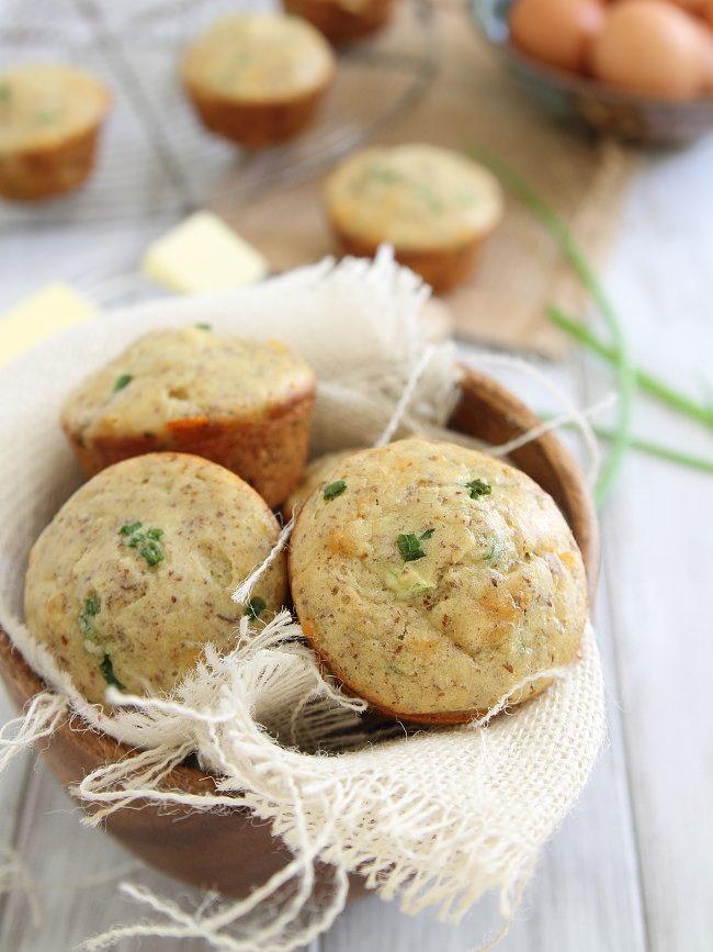 Sausage-cheddar-breakfast-muffins