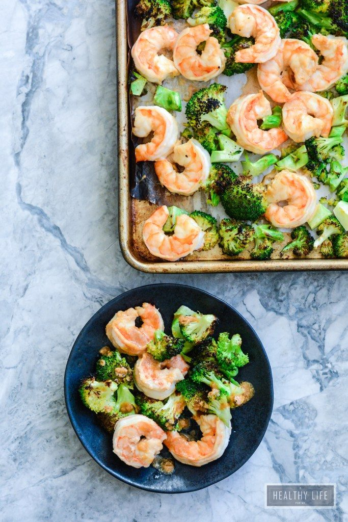 Broiled-Shrimp-and-Broccoli-with-Spicy-Cashew-Sauce