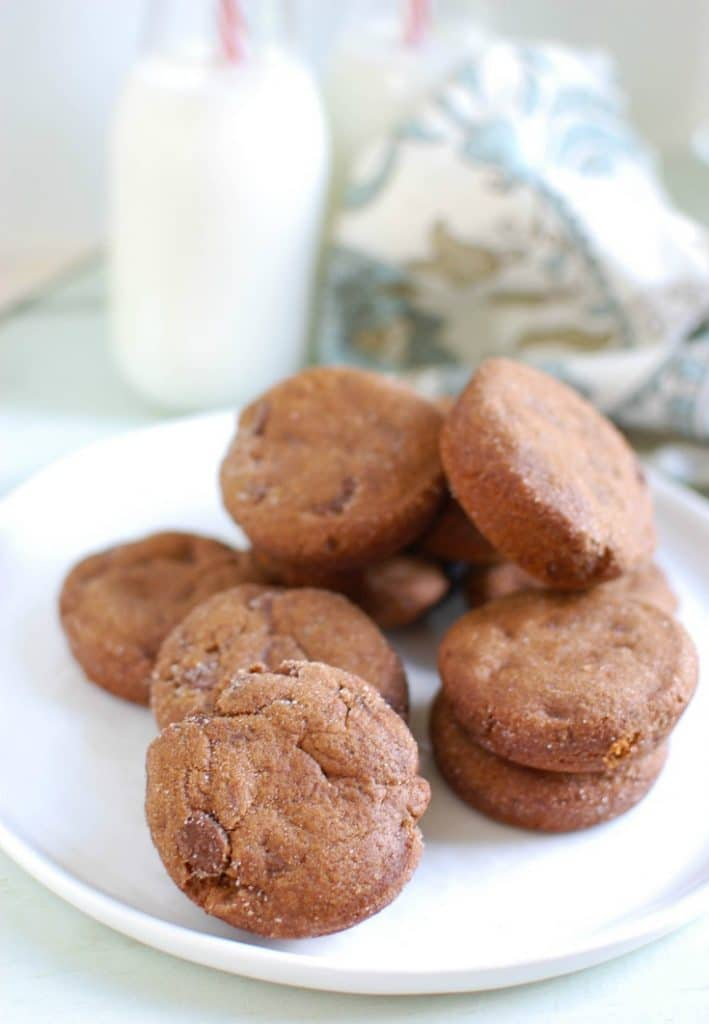 Double Ginger Molasses Cookies belong to the chewy-molasses-cookie ...