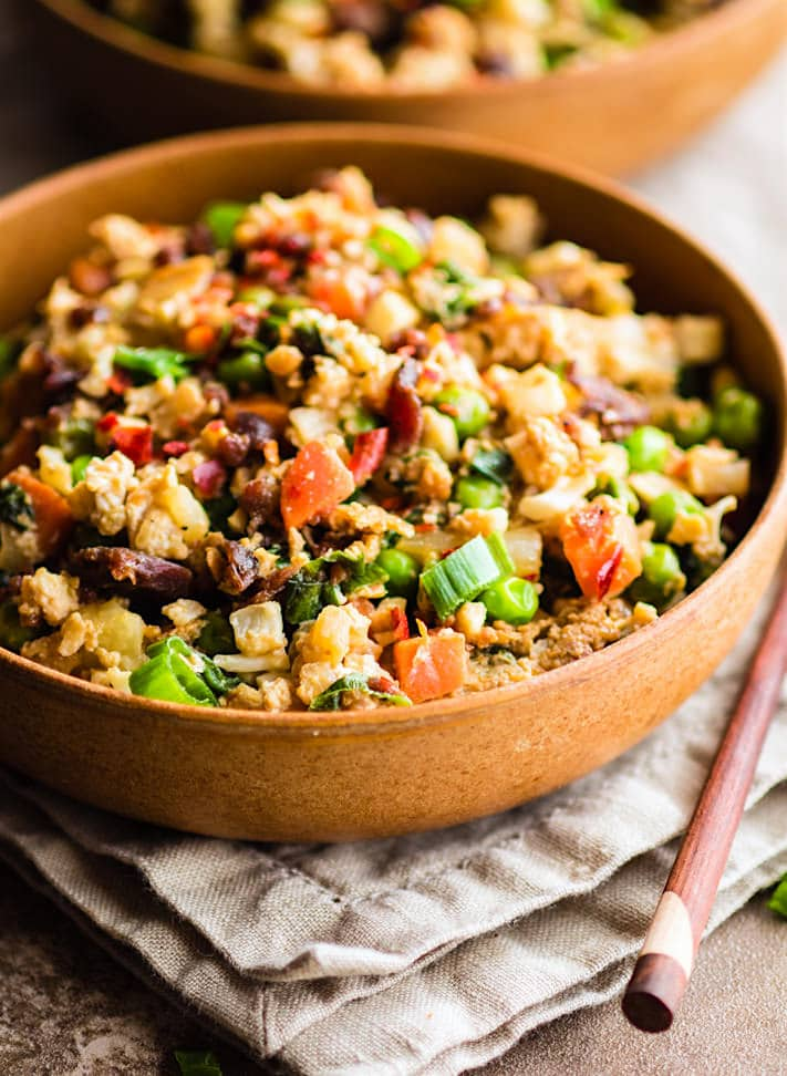 Paleo-Cauliflower-Fried-Rice-easy-and-quick