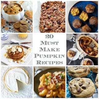 20 Mouthwatering Pumpkin Recipes
